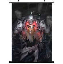 Fullmetal Alchemist Hagane no renkinjutsushi wall scroll poster cosplay 2663