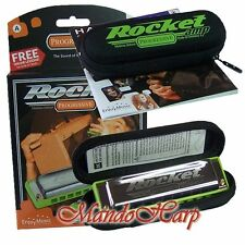 Hohner Harmonica - 2015/20/A Rocket Amp - KEY OF A - NEW FROM HOHNER!!!