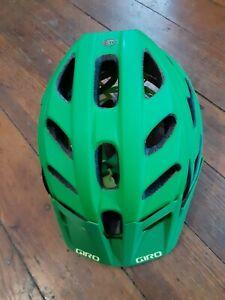 Giro Hex Helmet - Men's Green Large 59 - 63 cm - USED TWICE