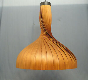 Big Veneer Pendant Light Jacobson Wood