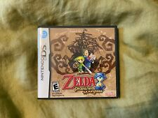 The Legend of Zelda: Phantom Hourglass Nintendo DS Complete Authentic OEM