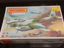 Classic Matchbox DH Mosquito NF30/MkIX 1/72 3 colour model kit. PK-116 Complete