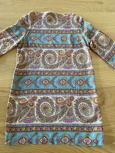 Zimmermann Paisley Dress Size 0