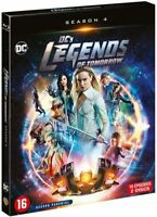 [Blu-ray] DC's Legends of Tomorrow - Saison 4 - NEUF SOUS BLISTER