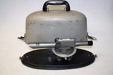 Antique David White instrument Co. Surveying Transit Model 8025 With Case