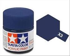 Tamiya Mini X03 ROYAL BLUE -  Acrilico Lucido 10ml