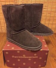LAMO LEATHER AUSTRALIAN SHEEPSKIN BOOT BOOTS - Women's 7 (Brown) $125
