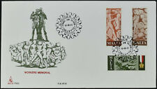Malta 1977 Workers Memorial FDC First Day Cover #C55338