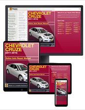 2013 Chevrolet Cruze Haynes Online Repair Manual-14 Day Access
