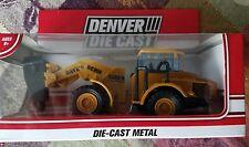 denver diecast Dave's jack hammer tractor o gauge use w/ lionel,atlas,mth