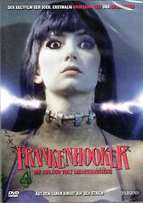 Frankenhooker , 100% uncut and remastered , DVD Region2 , new and sealed