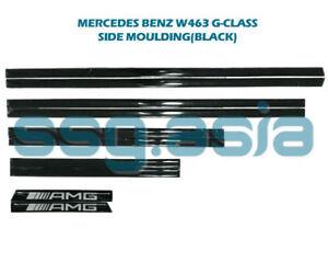 MERCEDES BENZ W463 G-CLASS SIDE MOLDING (Black)