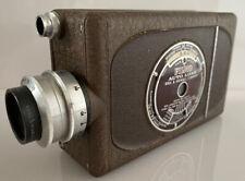 Vintage 1940s Bell & Howell Filmo Auto Load 16mm Clockwork Cine Film Camera VGC