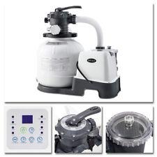 Intex Krystal Clear Sandfilter + Chlorinator Kombination (26676)