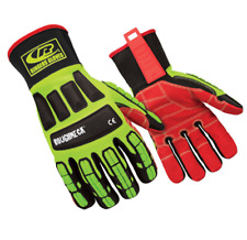 Ringers Gloves R 263 Roughneck Pvc Heavy Duty Impact Work Gloves Choose Size12