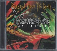 Vengeance Rising-Released Upon The Earth CD Original 1991 Intense Records (NEW)
