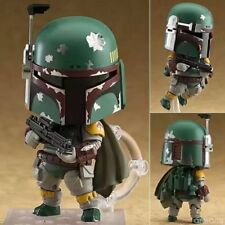 """Star Wars 706 Action Figure 4"""" Boba Fett Nendoroid Toy New In Box Collections"""