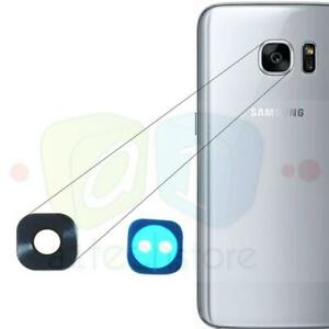 GENUINE New Samsung Galaxy S7 G930 G930F Rear Camera GLASS Lens Replacement Part