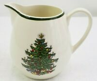 Vintage Lord Taylor Cuthbertson Original Christmas Tree Creamer Made in England