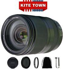 SEL 18-200mm f/3.5-6.3 OSS LE Black Lens for Sony E-mount Cameras - SEL18200LE