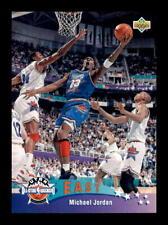 1992-93 Upper Deck Michael Jordan #425 All Star Weekend Chicago Bulls HOF