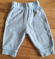 Boys George Joggers Age 3-6months.grey.elasticated Waist.stretchy.weight 18lbs