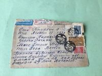 Russia vintage  stamps cover  Ref 53417