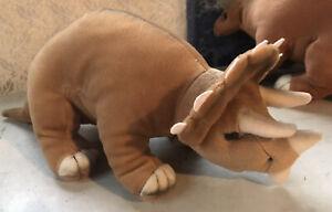 Dinosaur Soft Toy - Triceratops
