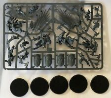 Warhammer Age of Sigmar Stormcast Eternals 4 Liberators + Prosecutor (5 Models)