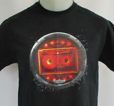 New ORIGINAL 2014 Guardians of the Galaxy 1 Awesome Mix Tape Orb T-shirt M NOS