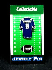 Detroit Lions Matthew Stafford jersey lapel pin-Classic Gridiron Collectible