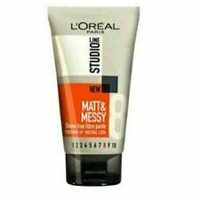 L'Oreal Paris Studio Line Mat and Messy Hair Rough Paste 150ml