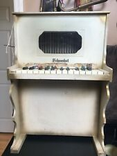 Vintage Schoenhut Visible Toy Piano. Amazing Condition.