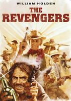 The Revengers [New DVD] Subtitled, Widescreen, Sensormatic