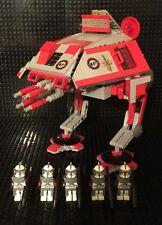 Custom MCS Star Wars 41st AT-AP/B Tracking Walker with clone crew
