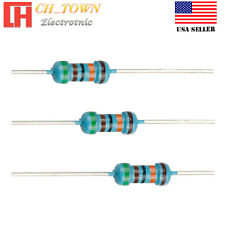 100pcs 510k ohm resistor Metal Film Resistors 1% Tolerance