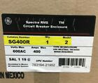 HOUSTON STOCK NEW GE SG400R SPECTRA BREAKER ENCLOSURE 400A FREE SHIPPING