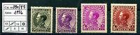 Belgio - 1934 - Pro Invalidi di guerra - Unificato nn.390/393 - nuovi - MH