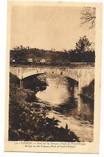 lisieux  pont sur la touques ,route de pont-l'evêque