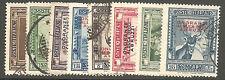 1934 Somalia italiana S N 185-182 Usati