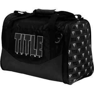 Title Boxing Individual Sport Bag