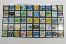 Lot Of 50 Nintendo DS Games- Call of Duty, Mario vs Donkey Kong 2, World of Zoo