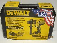 DeWalt DCD996P2  20V-MAX XR LITH-ION BRUSHLESS 3-SPEED HAMMERDRILL KIT 2018 NISB