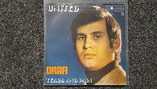 Drafi Deutscher - United 7'' Single SUNG IN ENGLISH