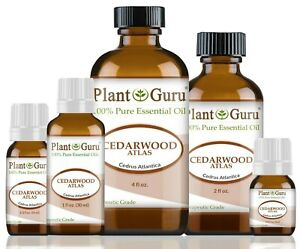 Cedarwood Essential Oil 100% Pure Natural Therapeutic Grade Cedar Wood  Oils