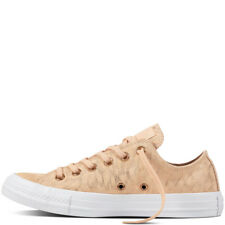 BNIB Converse Chuck Taylor All Star Shimmer Leather Ox Low Trainers size UK 7