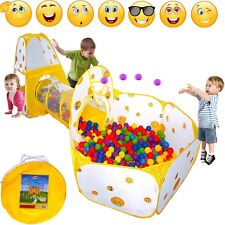Playhouse Tent Tunnel Pit Ball For Kid Boy Girl Pop Up Outdoor Indoor Play House  sc 1 st  eBay & Toy Story Outdoor Play Tents Tunnels u0026 Playhuts | eBay