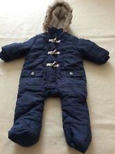 Bebé traje Para Nieve Cochecito Suite de 0-3 Meses. Excelente Estado