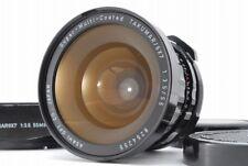 【N MINT】Pentax 6X7 67 67II SMC TAKUMAR 55mm f/3.5 w/ Hood from Japan 908