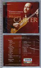 William Carter , La Guitarre Royalle, Francesco Corbetta (c.1615-1681) (CD_HDCD)